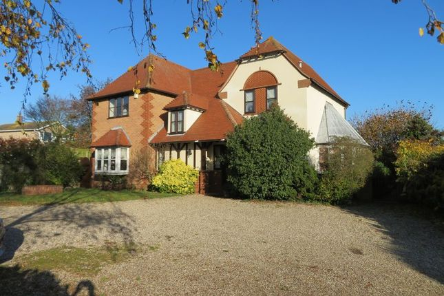 Thumbnail Detached house for sale in Cross Lane, West Mersea, Colchester