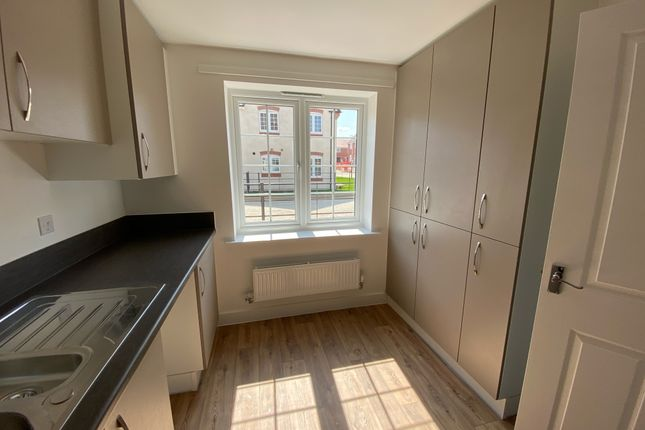 2 bedroom terraced house for sale in Pathfinder Place, Newall Road, Melksham, Wiltshire