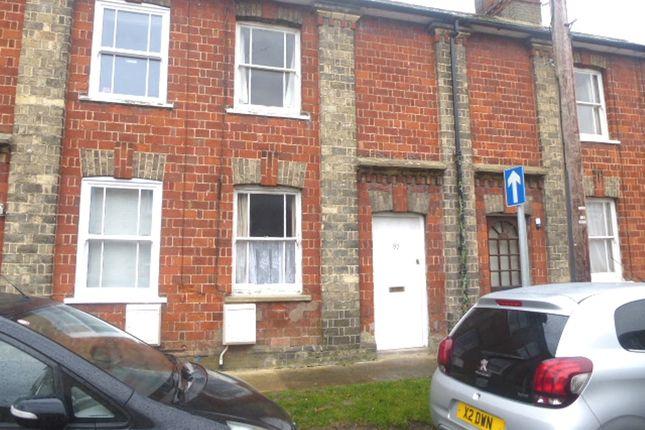 Thumbnail Terraced house for sale in Back Street, Ashwell, Baldock