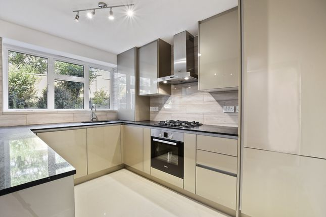Thumbnail Flat to rent in Kimberley Road, Brondesbury