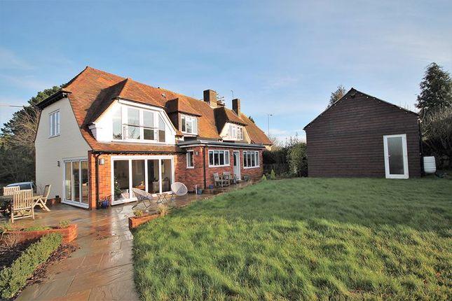 Thumbnail Semi-detached house for sale in Sinnocks, West Chiltington, Pulborough