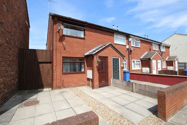 Thumbnail Terraced house to rent in Albany Road, Walton, Liverpool