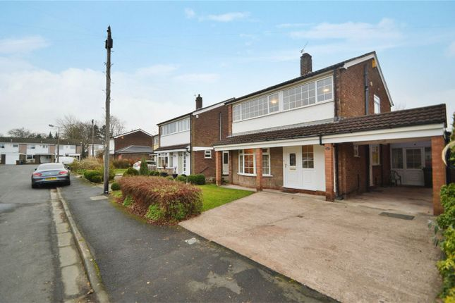 Thumbnail Detached house to rent in Abingdon Road, Bramhall, Stockport, Cheshire