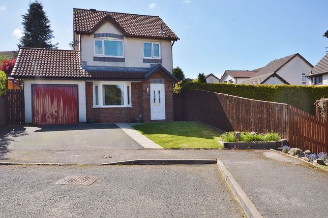 Thumbnail Detached house for sale in Meadow Croft, Penrith
