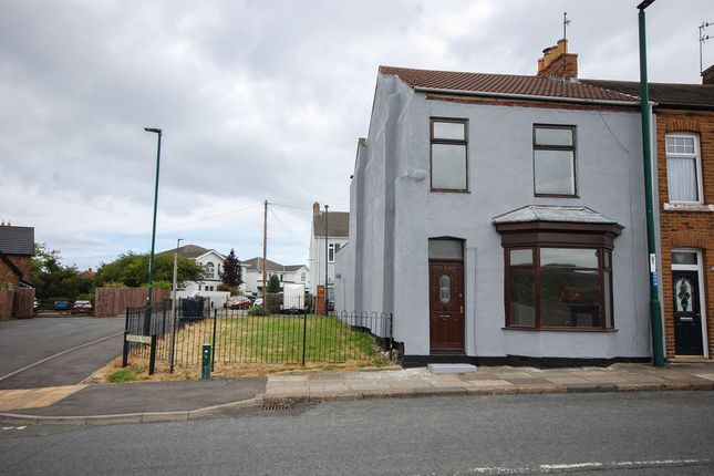 Thumbnail Terraced house for sale in High Street, Boosbeck, Saltburn-By-The-Sea