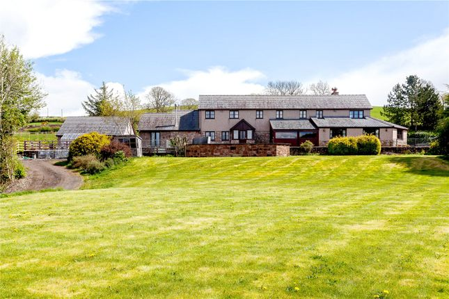Thumbnail Detached house for sale in Gwyddelwern, Corwen, Clwyd