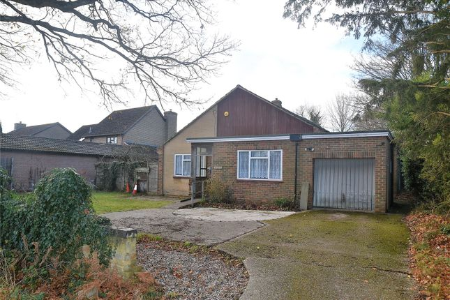 Thumbnail Bungalow to rent in Southdown Road, Tadley, Hampshire