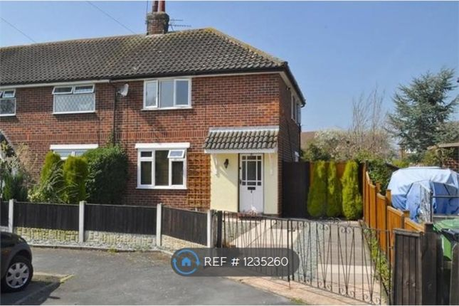 2 bed end terrace house to rent in Swan Grove, Nr Knutsford WA16