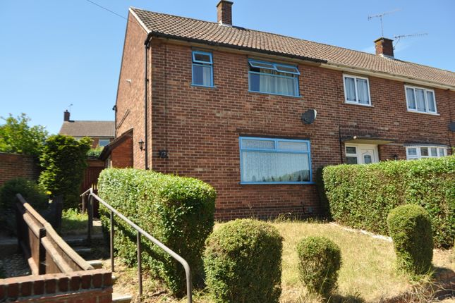 Thumbnail Semi-detached house for sale in Speedwell Road, Ipswich