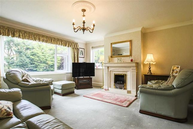 Thumbnail Detached bungalow for sale in Whinney Lane, Langho, Blackburn