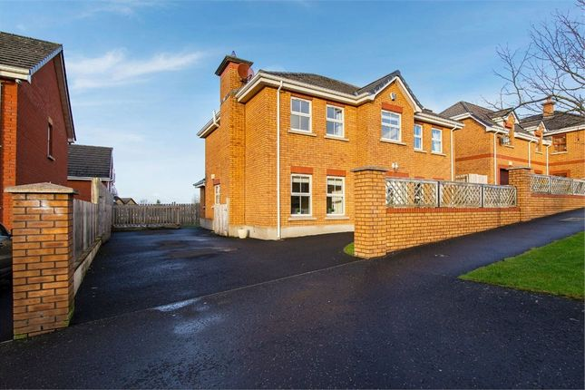 Thumbnail Detached house for sale in Hopefield Gardens, Portrush, County Antrim