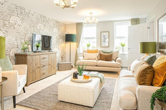 Lounge Of Chelworth 4 Bedroom Detached Home