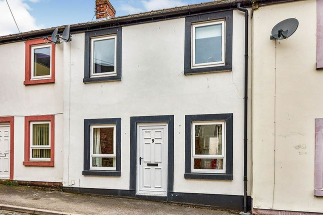 Thumbnail Terraced house for sale in Low Cross Street, Brampton, Cumbria