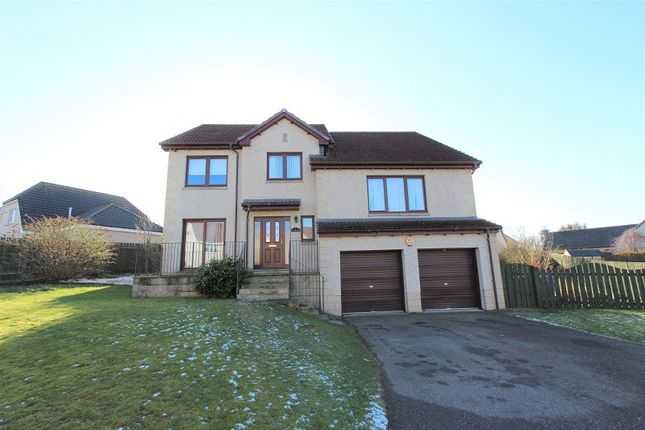 Thumbnail Detached house for sale in 8 Redwood Avenue, Inverness