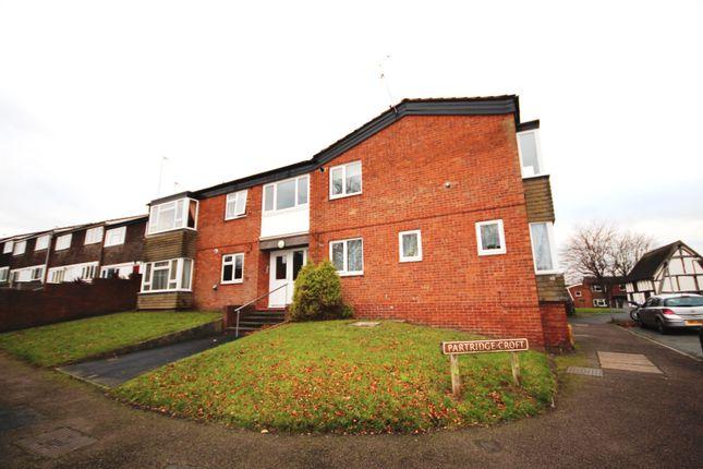 2 bed flat for sale in Partridge Croft, Lichfield