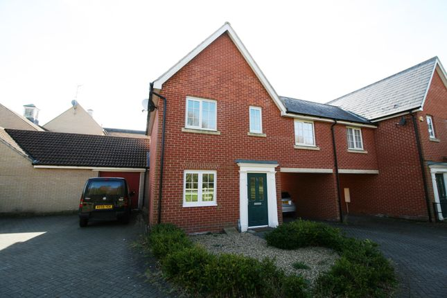 Thumbnail Property to rent in John Mace Road, Colchester