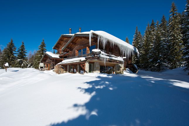 Thumbnail Chalet for sale in Le Hattey, Verbier, Switzerland