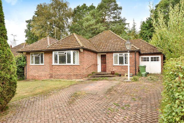Thumbnail Detached bungalow for sale in Broom Acres, Sandhurst, Berkshire