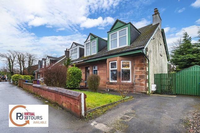 Thumbnail Semi-detached house for sale in 141 Colston Road, Bishopbriggs