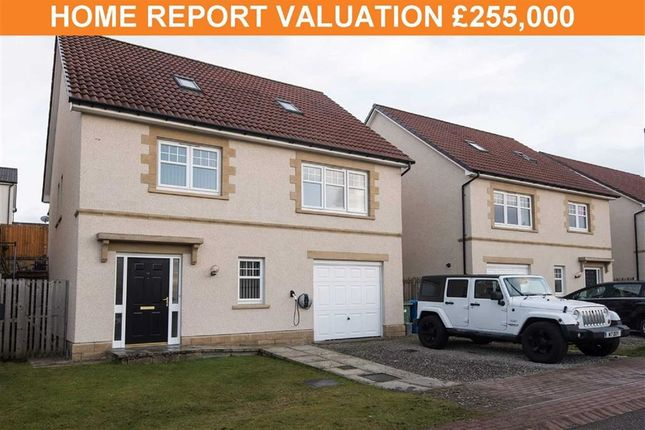 Thumbnail Detached house for sale in Admirals Way, Westhill, Inverness