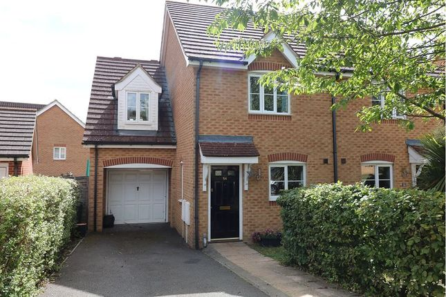 Thumbnail Semi-detached house to rent in Forest Avenue, Ashford
