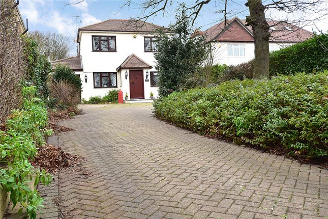 Thumbnail Detached house for sale in Birchwood Road, Wilmington, Kent