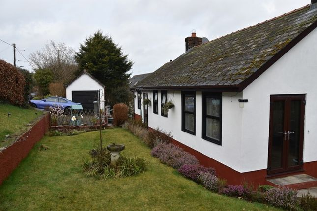3 bed detached bungalow for sale in Abercych, Boncath SA37