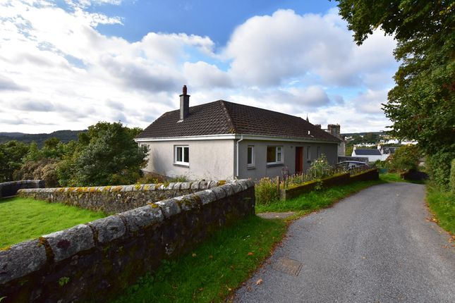 Thumbnail Detached bungalow for sale in Memorial Road, Tobermory, Isle Of Mull