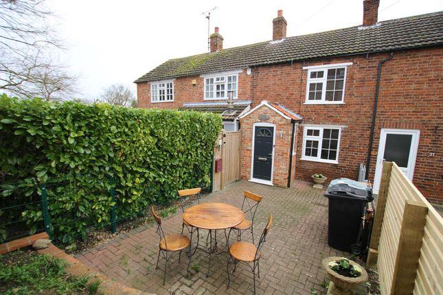 Terraced house for sale in Vine Street, Billingborough, Sleaford