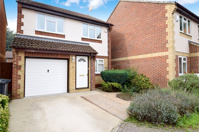 Thumbnail Detached house for sale in Perkins Close, Greenhithe, Kent