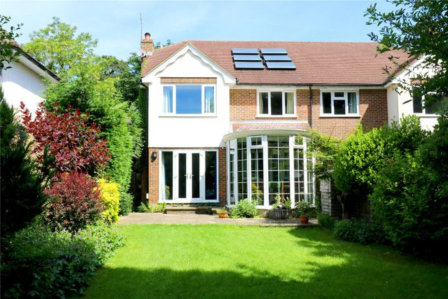 Thumbnail Semi-detached house for sale in Love Lane, Abbots Langley