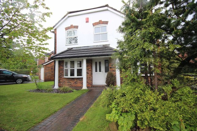 Thumbnail Detached house to rent in Ellendale Grange, Walkden, Manchester