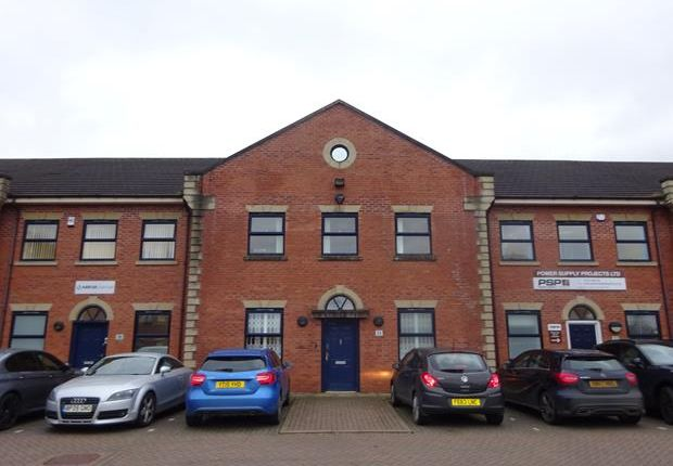Thumbnail Office for sale in And 11 Mallard Court, Crewe Business Park, Crewe, Cheshire