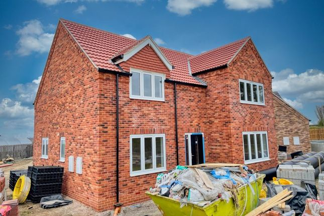 Thumbnail Detached house for sale in Messingham Road, Scotter, Gainsborough