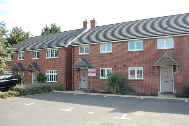 Thumbnail Terraced house for sale in Boehm Drive, Alcester