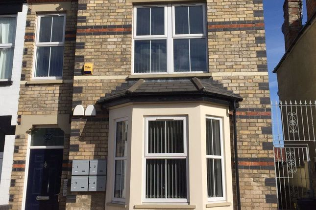 Thumbnail Flat to rent in Apartment 2, 36 Richards Terrace, Roath, Cardiff