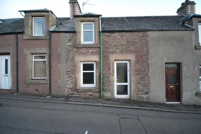 Thumbnail Terraced house to rent in Duchlage Road, Crieff