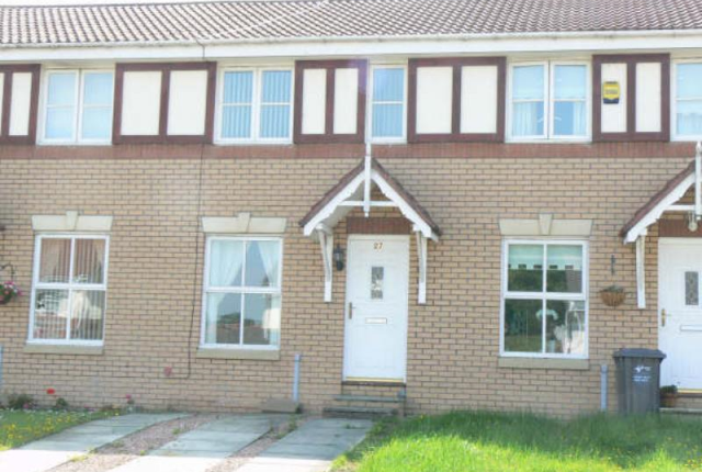Thumbnail Terraced house to rent in Murray Crescent, Newmains, 9Ep