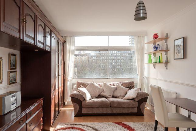 Studio for sale in Cullum Welch House, Golden Lane Estate, London EC1Y