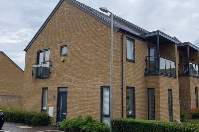 Thumbnail Terraced house to rent in Barnsley Wood Rise, Newhall, Harlow