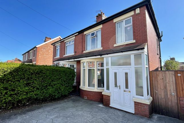 3 bed end terrace house for sale in Park Road, Blackpool FY1