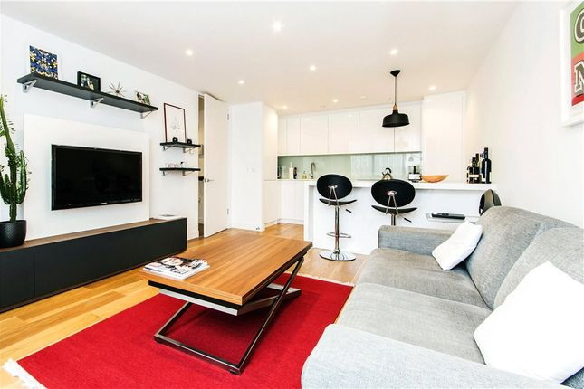 Thumbnail Flat for sale in Flat 13, Esquared Apartments, London, London