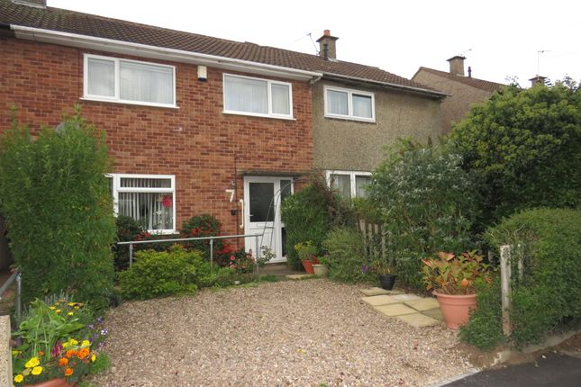 3 bed terraced house for sale in Shield Crescent, Glen Parva, Leicester