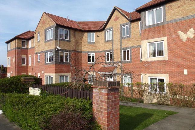 Thumbnail Flat to rent in Sandringham Court, Sheriffs Close, Felling, Gateshead