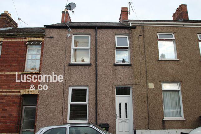 2 bed terraced house to rent in Lambert Street, Newport