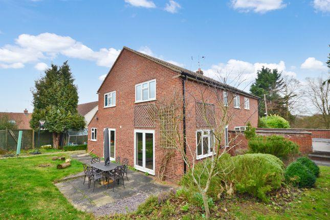 Thumbnail Detached house for sale in Peggys Walk, Littlebury, Saffron Walden