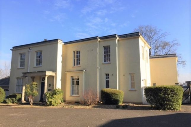 Thumbnail Flat for sale in Broadlands Way, Taunton