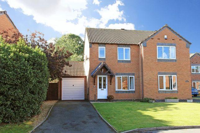 Thumbnail Semi-detached house to rent in Corsten Drive, Shrewsbury