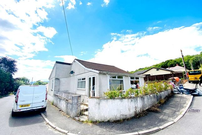 Thumbnail Detached bungalow for sale in Waungron, Glynneath, Neath, Neath Port Talbot.