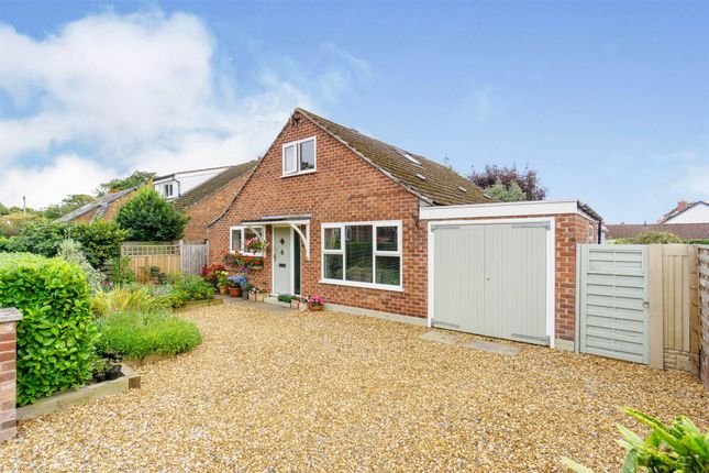 Thumbnail Detached bungalow for sale in Springcroft, Parkgate, Neston
